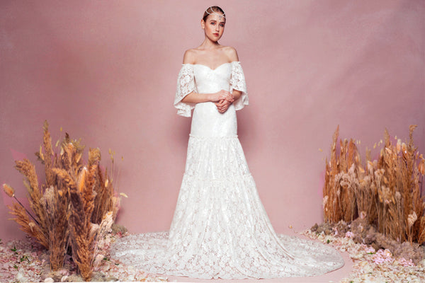 THE MONROSE GOWN