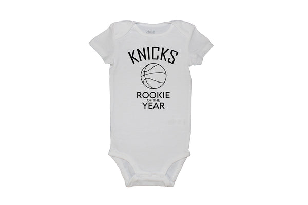 Knicks Rookie of the Year Bodysuit