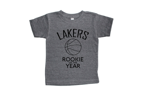 Lakers Rookie of the Year