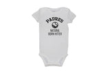 Padres Natural Born Hitter Bodysuit