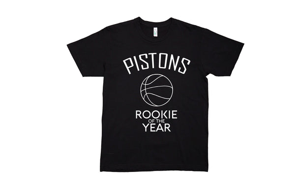 Pistons Rookie of the Year