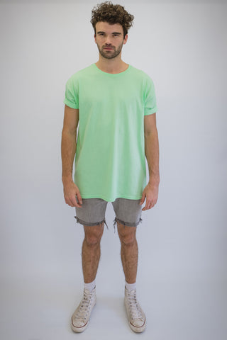 DEEP Oversize T-Shirt in Mint Green