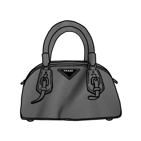 c05a47ad05d6 Buy Vintage Pre-Loved Prada Products Online | Shop Consign Toronto ...