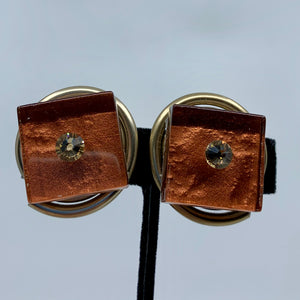 Jeff Lieb Clip On Earrings