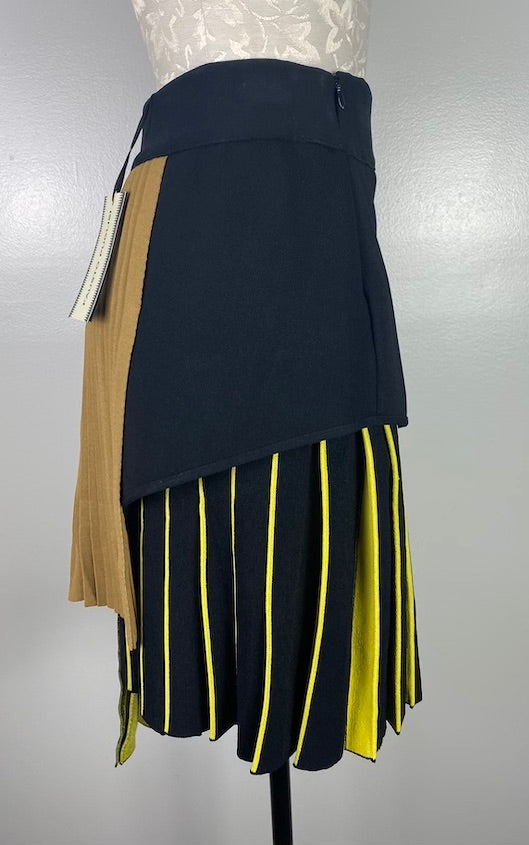 Fausto Puglisi Multi Coloured Knit Skirt NWT M
