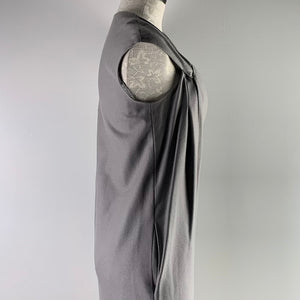 Gucci Grey Wool Dress S