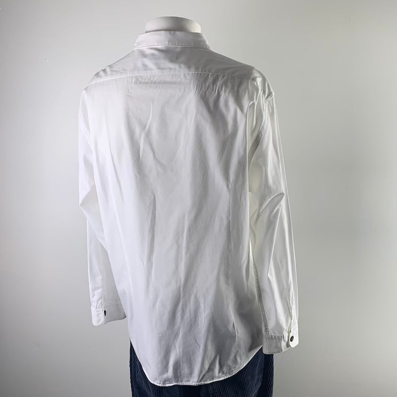 Stone Island Mens Button Down XXL
