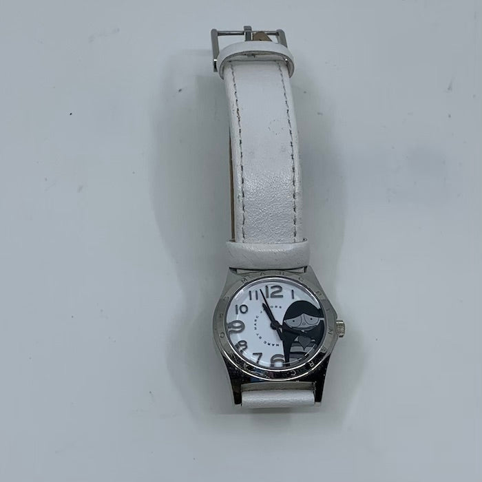 Marc By Marc Jacobs White Watch