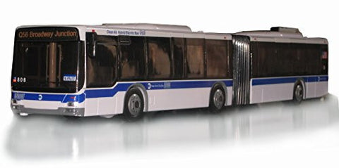 New York City Articulated Bus