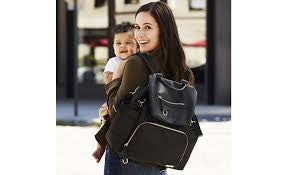 Chelsea Downtown Chic Diaper Backpack by Skip Hop