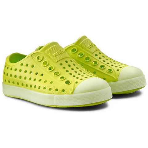 Jefferson Child - Chartreuse Green Glow (Glow in the Dark)