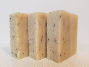 Boshemia Ultra Luxe Handmade Soap -  Tea Tree + Hemp + Eucalyptus