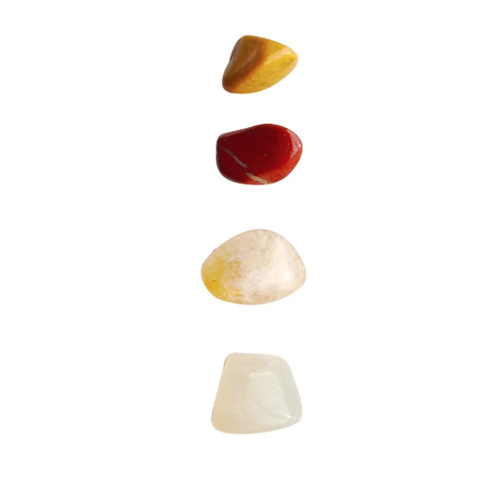 Personal Growth * Yellow Jasper, Red Jasper,