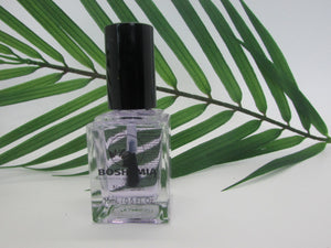 Boshemia NAILS 10 Free Vegan and Cruelty-Free Polish - Crystal Clear Top Coat