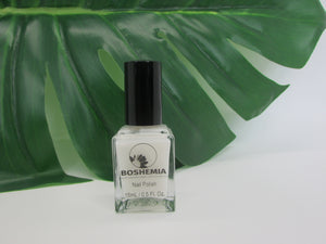Boshemia NAILS 10 Free Vegan and Cruelty-Free Polish - Crystal Clear Base Coat