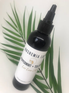 Loc Love Oil For Locs and Natural Hair - Peppermint and Tea Tree