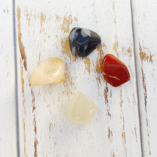 Load image into Gallery viewer, Energy * Moonstone, Red Jasper, Snowflake Obsidian