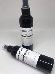 Loc Love Spray - Moisturizing Spray for Locs and Natural Hair - Pleasure Beach Coconut