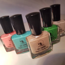 Load image into Gallery viewer, Boshemia NAILS 10 Free Vegan and Cruelty-Free Polish - Original Shades *While Supplies Last*