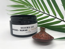 Load image into Gallery viewer, Luxurious Small Batch Vegan Witch Hazel And Willow Bark Blemish Gel Masque - Boshemia Skin