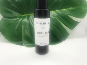 Luxurious Small Batch Vegan Seaweed and Irish Moss Toner - Boshemia Skin