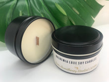 Load image into Gallery viewer, Luxurious Awake Aromatherapy Essential Oil Soy Candle by Boshemia Aromatherapy