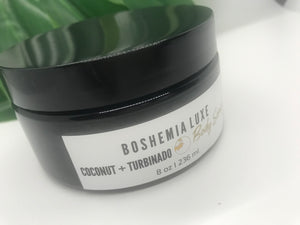 Luxurious Small Batch Vegan Body Scrub By Boshemia Body