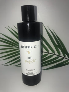 Luxurious Small Batch Vegan Body Oil By Boshemia Body