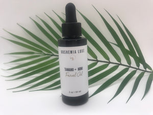 Luxurious Small Batch Vegan Tamanu Noni Facial Oil - Boshemia Skin