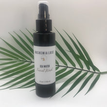 Load image into Gallery viewer, Luxurious Small Batch Vegan Sea Water Facial Wash - Boshemia Skin