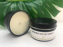 Load image into Gallery viewer, Luxurious Just Breathe Aromatherapy Essential Oil Soy Candle by Boshemia Aromatherapy