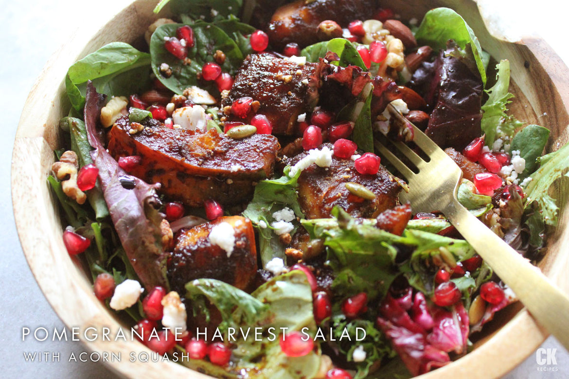 Pomegranate Harvest Salad