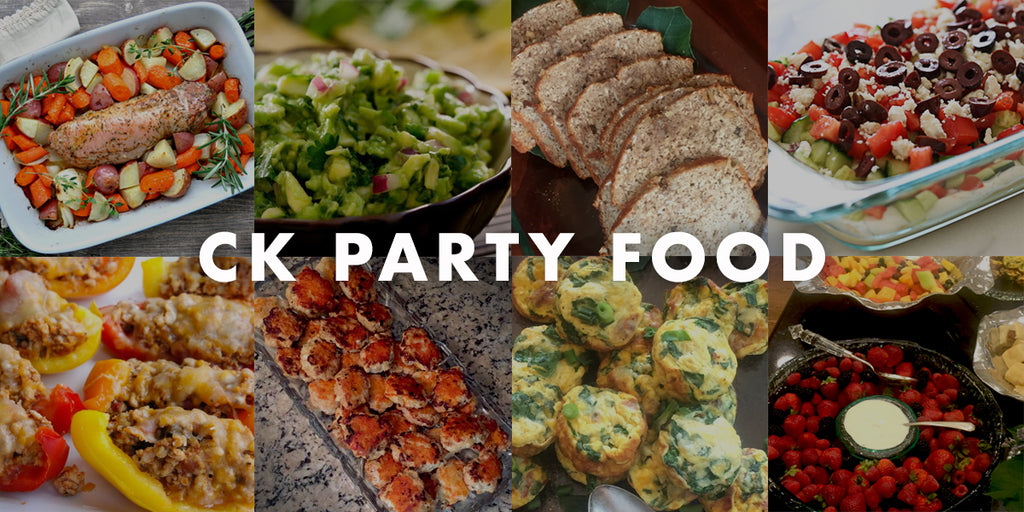 Party Food CK Style