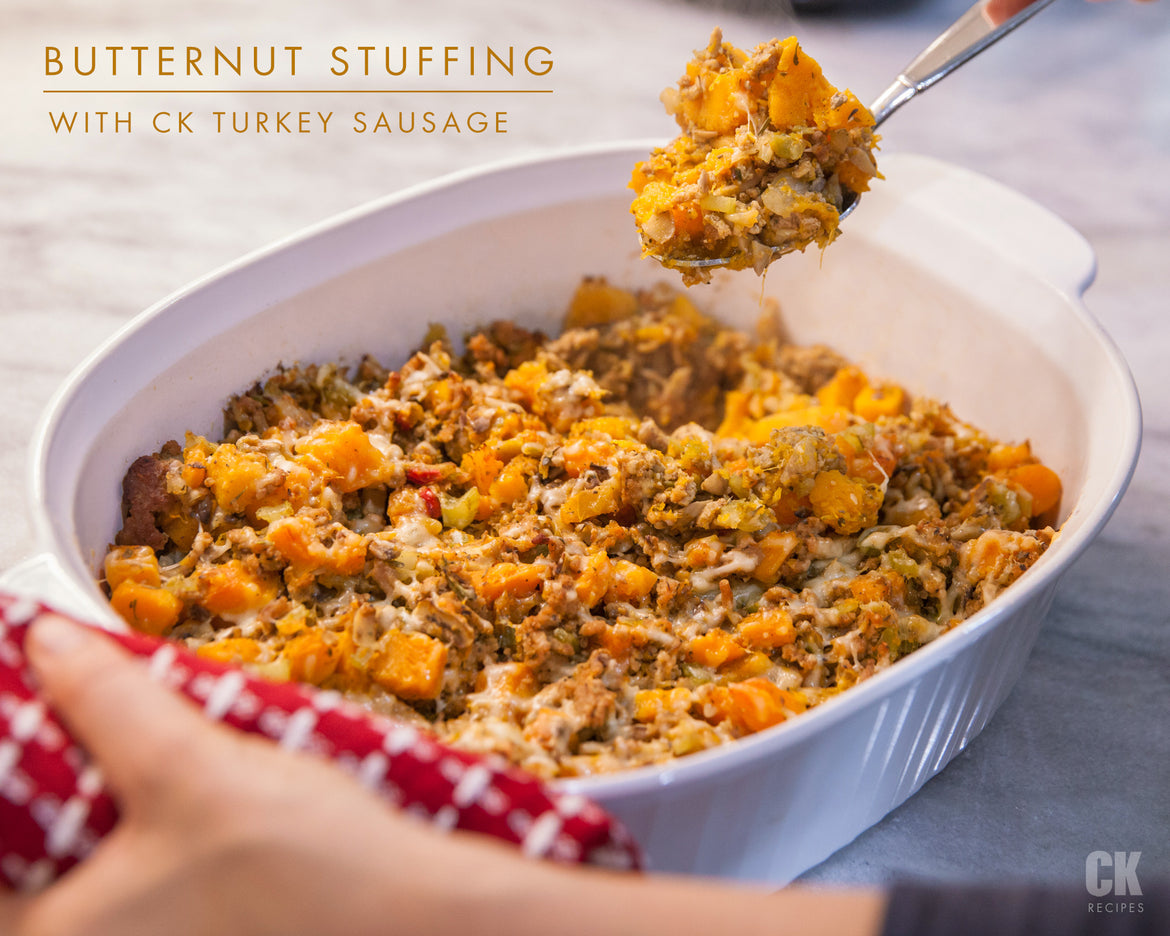 Butternut Stuffing