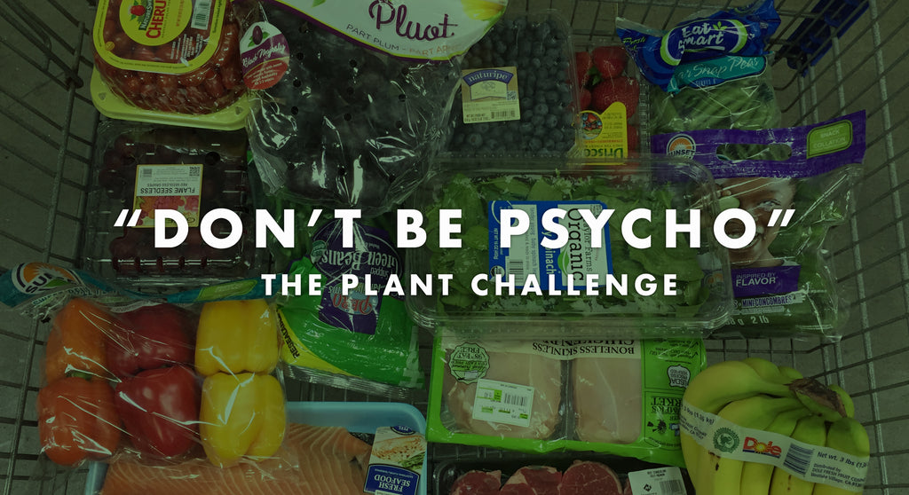 "The Big Picture: ""Don't be psycho"""