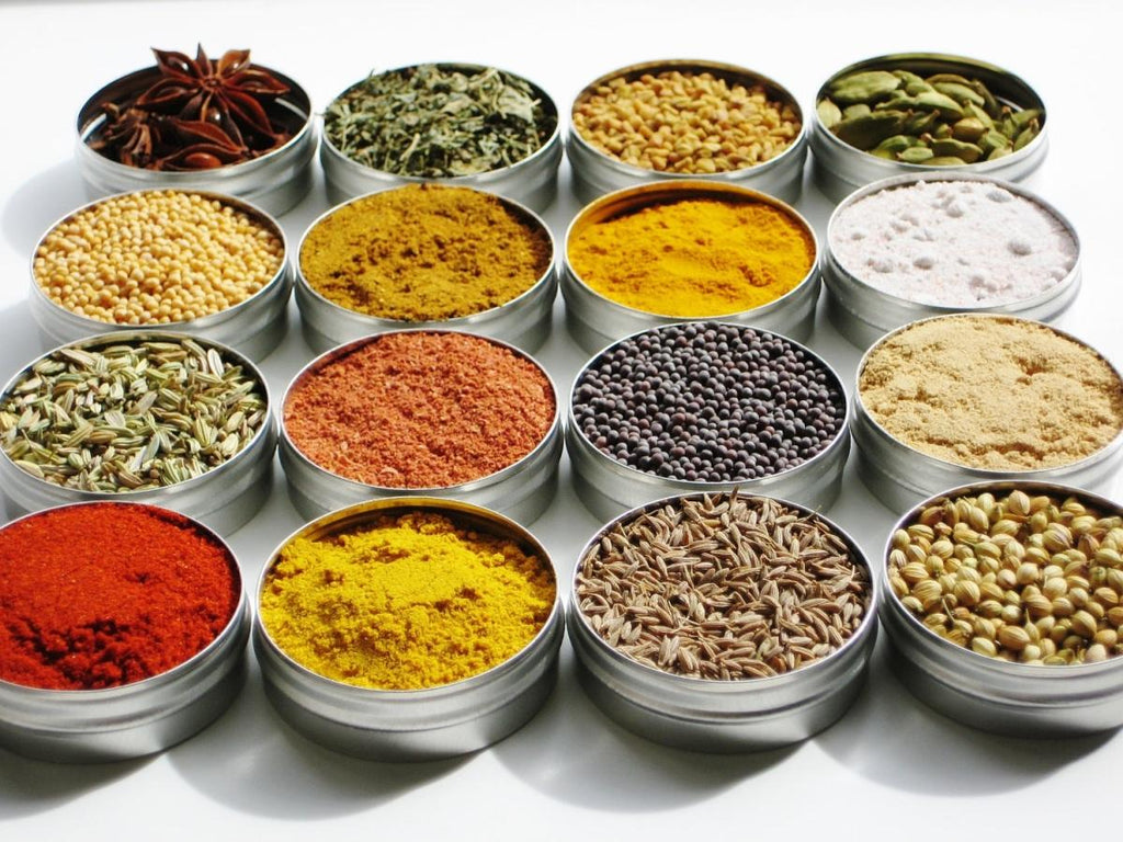 9 Easy Spice Blends