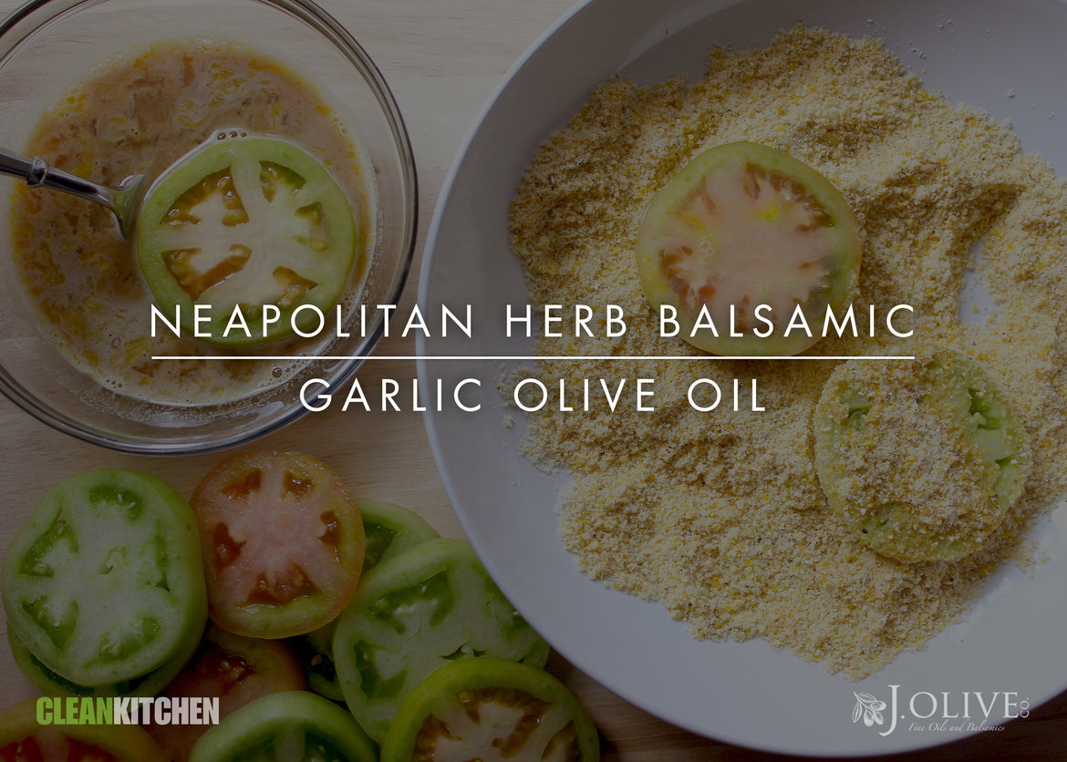 Neapolitan Herb + Garlic
