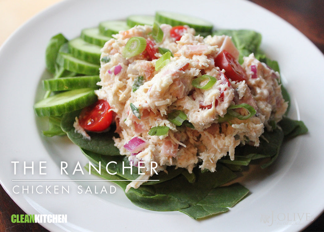The Rancher Chicken Salad
