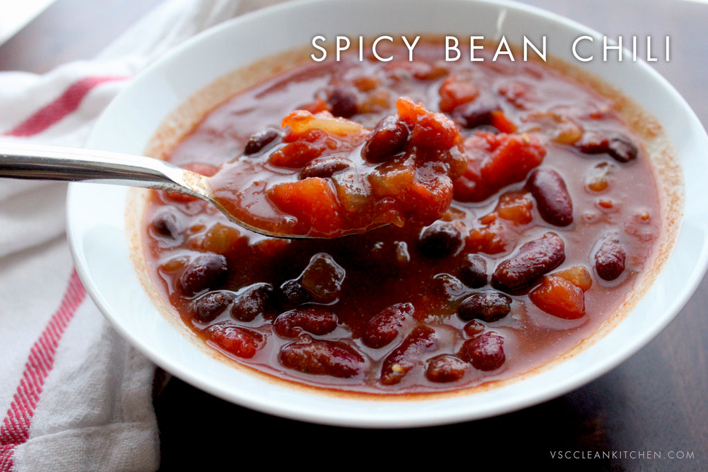 Spicy Bean Chili