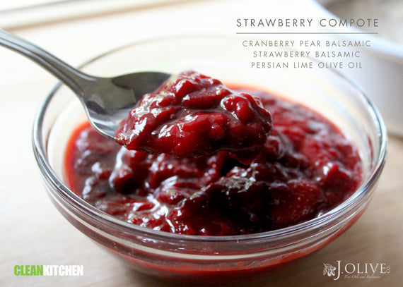 Strawberry Compote