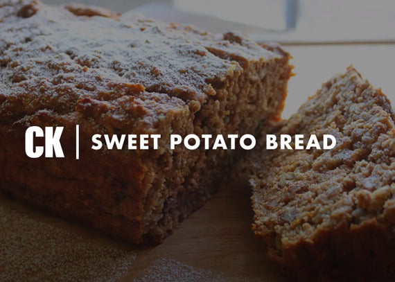 CK Sweet Potato Bread