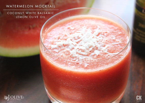 Watermelon Mocktail & Smoothie