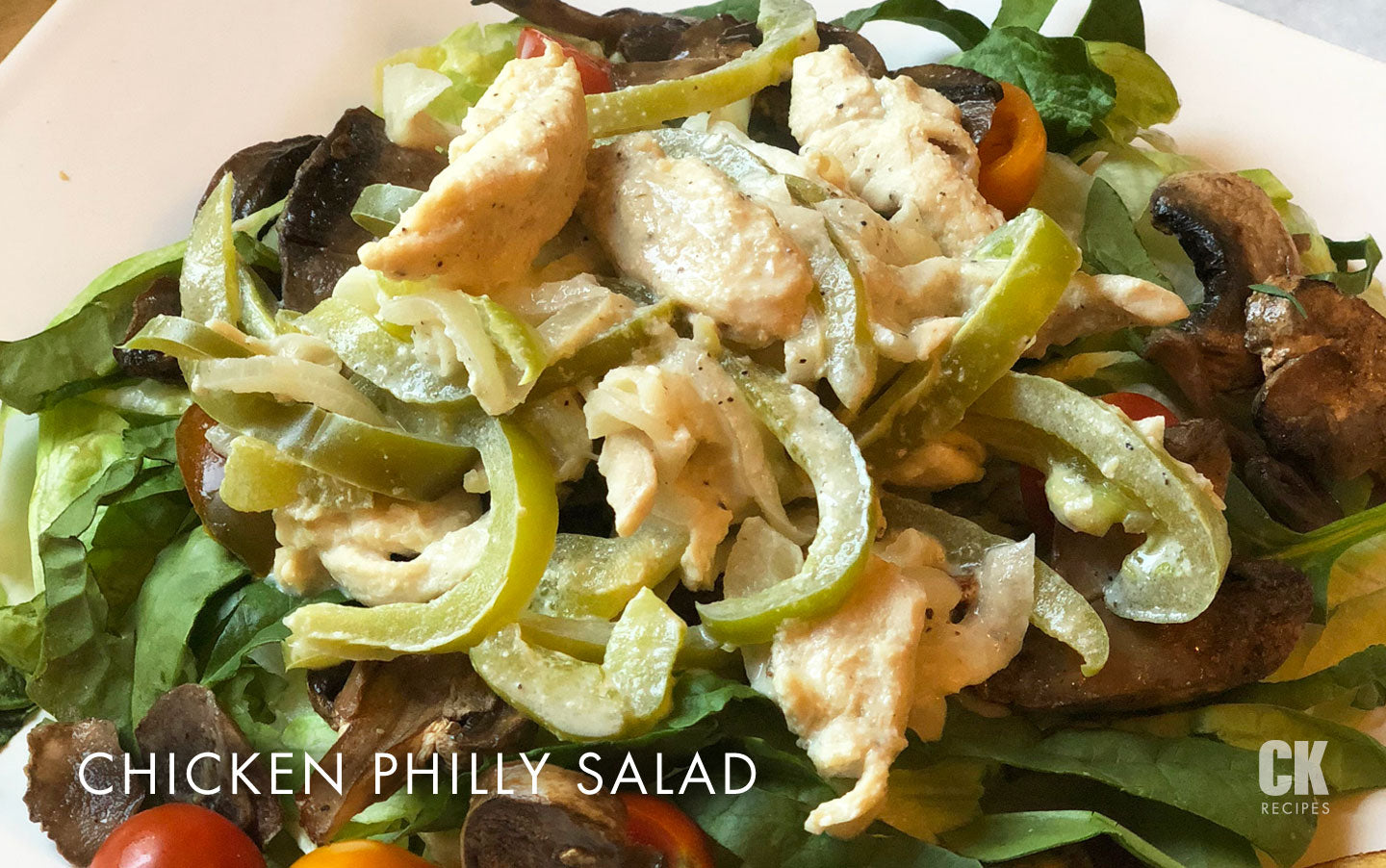 Chicken-Philly-Salad
