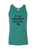 Extra Guacamole TANK -PICK UP ONLY