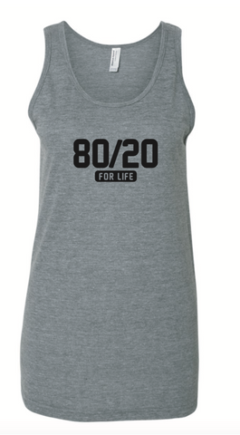 80/20 For Life TANK - PICK UP ONLY