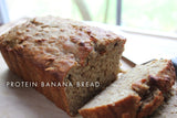 Protein Banana Bread Ingredient Jar - PICK UP ONLY