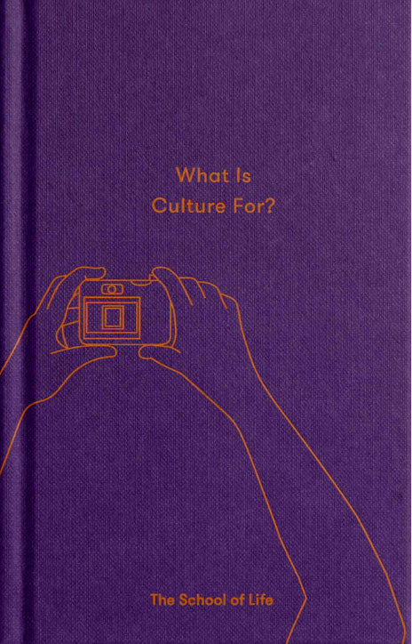 What is Culture For? - School of Life