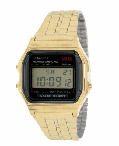 Casio Gold Digital Watch