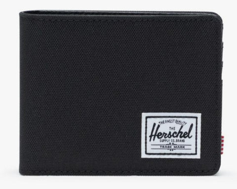 Herschel Hank Wallet Canvas and Leather
