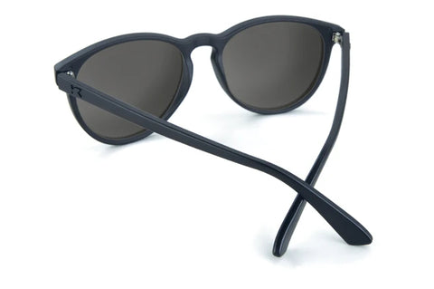 Knockaround Mai Tai Sunglasses // Black on Black